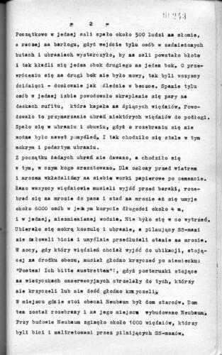Relacja Alfons Podolski