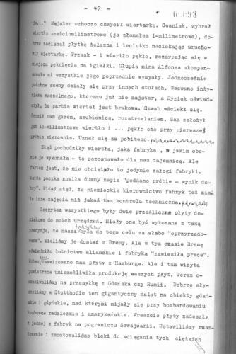 Relacja Wiktor Ostrowski